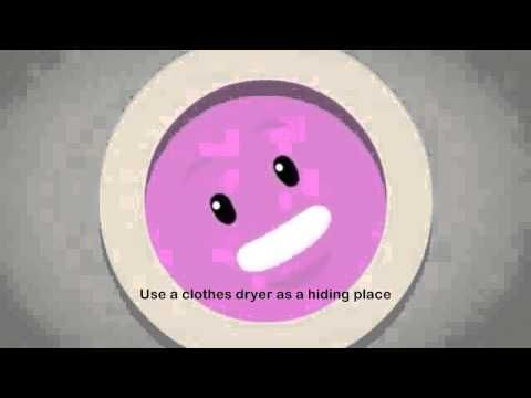 An awesome animated PSA created by the Melbourne Metro - a cute and catchy  campaign to warn people what they shouldn't do