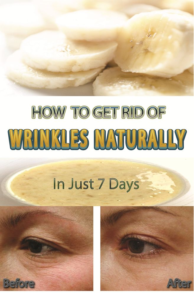 Home Remedy To Get Rid Of Wrinkles