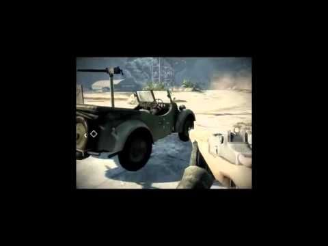 Battlefield Bad Company 2 Let's Play Day 1