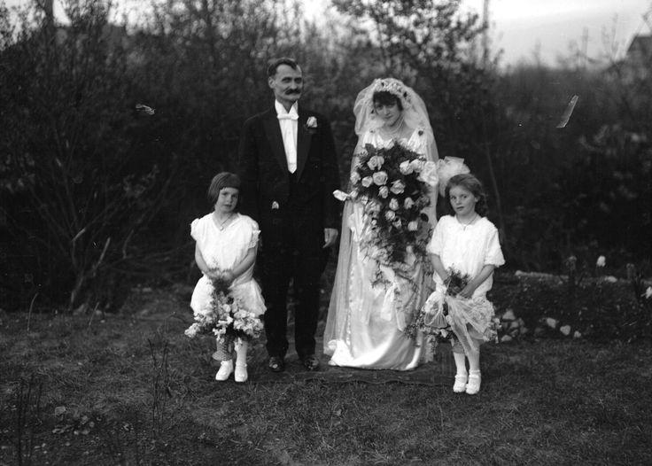 81 Best 1920's Weddings Images On Pinterest