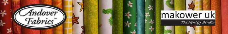 Andover Fabrics Quilt Designs