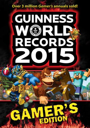Guinness World Records 2015 Gamer's Edition - Non-Fiction