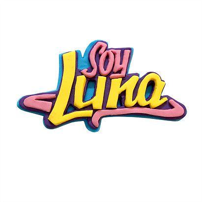 Logo en Fondant de Soy Luna | Soy Luna Fondant Logo