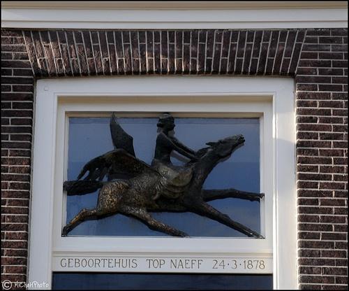 Nieuwe Haven 38, Top Naeff geboortehuis 24-3-1878