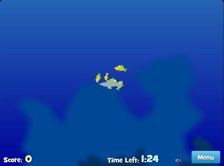 Tym razem stajemy się delfinem, który bardzo lubi skakać i wykonywać różne akrobacje. Poprowadź go tak, aby w ciągu 2 minut zdobył jak najwięcej punktów.  http://www.ubieranki.eu/gry/776/delfinek.html