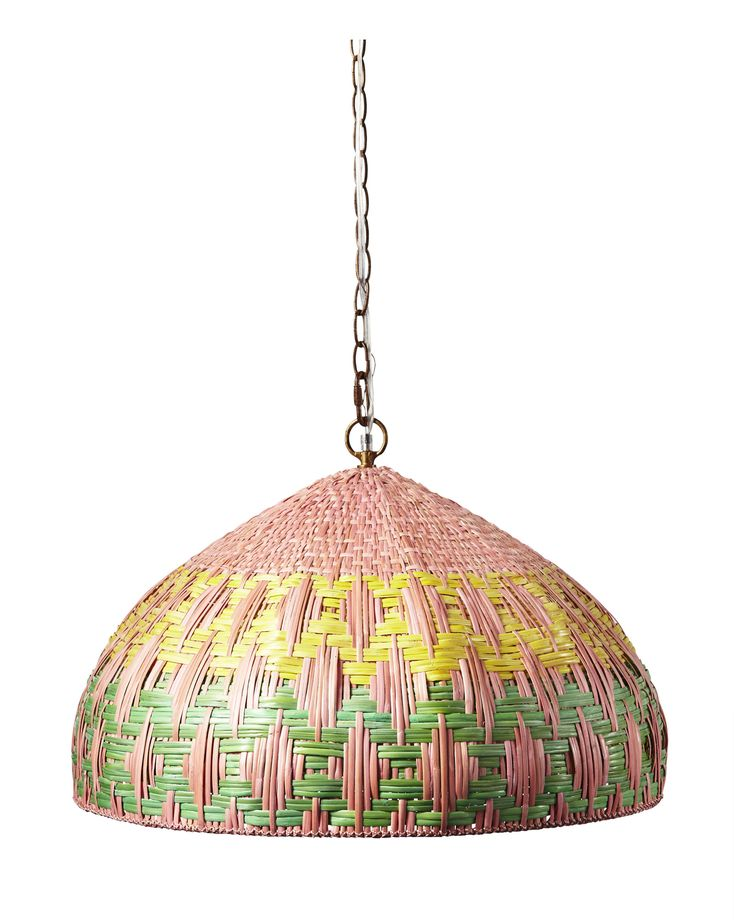 Check Out The Santa Cruz Zig Zag Pendant And The Rest Of Our Unique Lighting  At Serena And Lily.