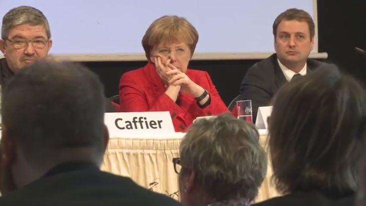 Merkel bekommt Schulz nicht in den Griff: SPD in Umfrage wieder vor der ...