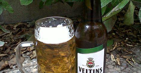 Marca: Veltins.  Clase: Pilsener.  Fabricante: Veltins.  Cerveza de cebada.  Estilo: Pilsen.  Procedencia: Alemania.  Grados: 4,8%.  Fermentación: Baja.