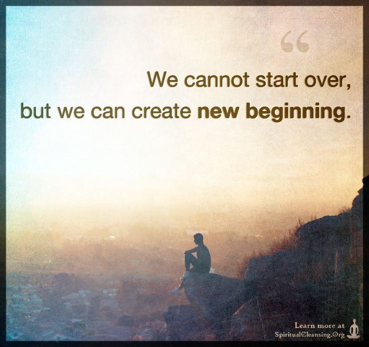 17 Best New Beginning Quotes On Pinterest