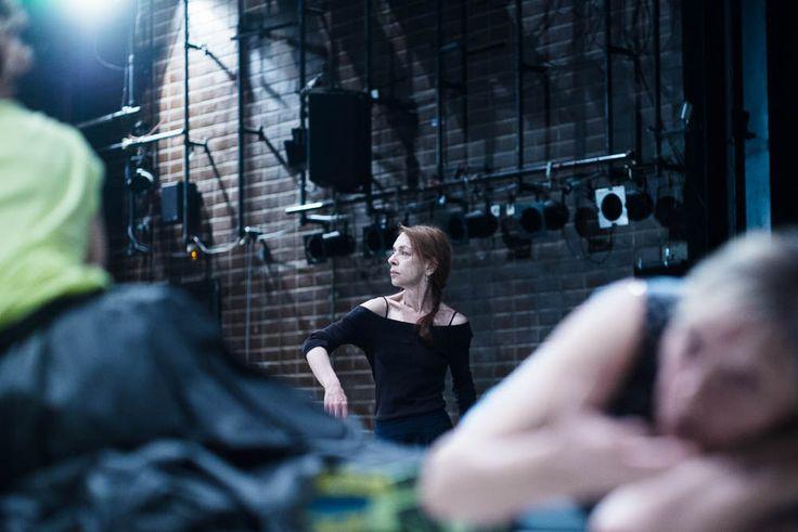 Work in progress: Female Workers on a Hunger Strike by Goran Ferčec, directed by Olja Lozica in 2017.