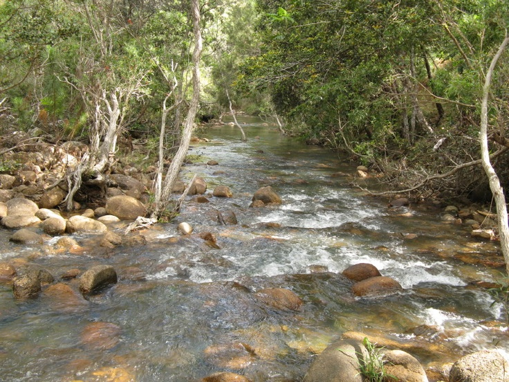 stony creek, Yeppoon, Australia
