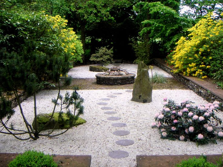 17 best images about japanese garden designs on pinterest for Small japanese garden designs