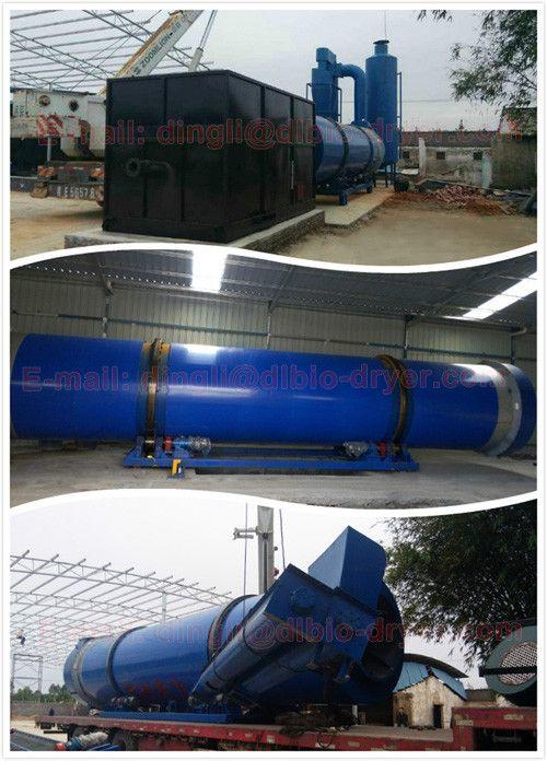 17 best ideas about grain dryer grain silo silo dingli brewer s grain dryer s installation site shandong brewer s grain drying project s installation progress