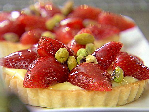 Strawberry Tarts | Recipe