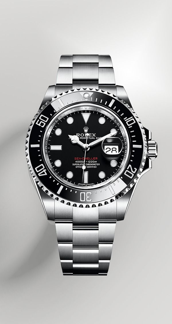 For the 50th anniversary of the Sea-Dweller, Rolex is introducing the latest generation of this legendary divers' watch featuring a larger, 43 mm case and the new-generation calibre 3235, at the forefront of watchmaking technology. To enhance the reading  http://amzn.to/2sqEwBW