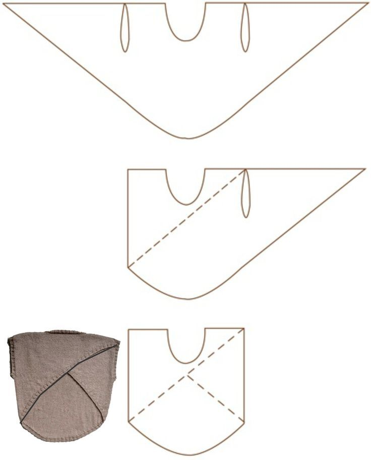 Origami t-shirt DIY