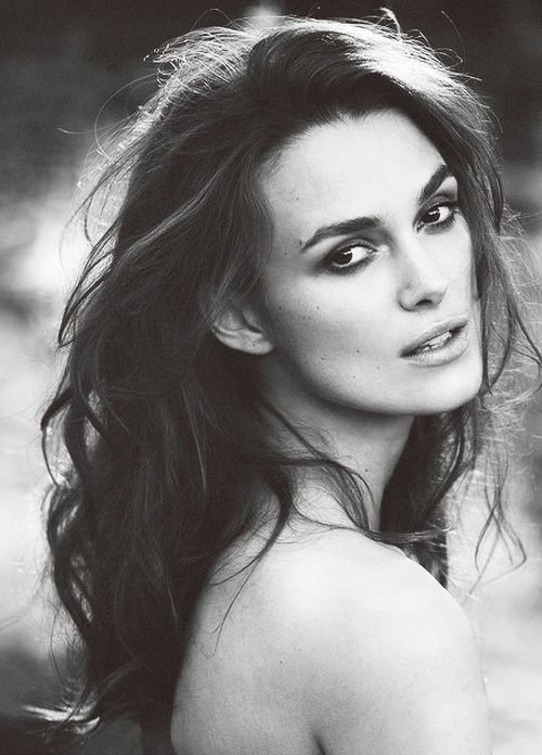Keira Knightley photographed by David Bellemere for The Edit (2014)