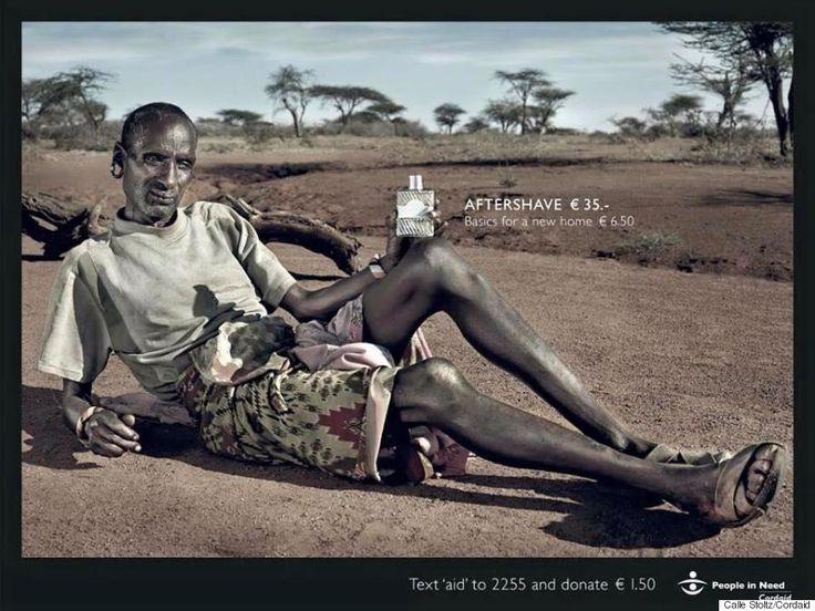 """Questi """"modelli"""" poveri ci faranno pensare ai nostri privilegi e alle spese superflue che facciamo (FOTO)"""