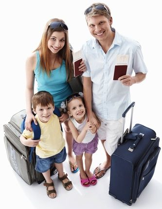 Whether you're traveling for pleasure or for personal reasons, making the decision to visit another country with your children in tow is not one that should be taken lightly. Bureaucratic measures, long flights, and traversing the complex world of a foreign culture can be stressful for parents that aren't properly prepared. However, taking the right preparatory measures well in advance can ensure that the trip goes smoothly and is an enjoyable, memorable experience for the entire family.