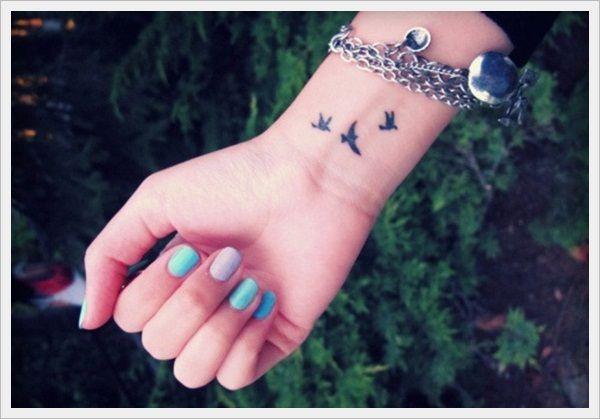 Wrist Tattoo Designs (14)