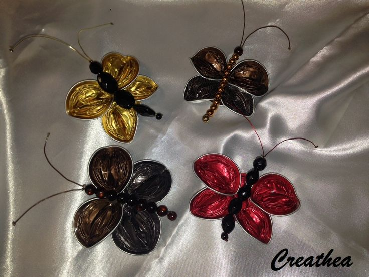 Nespresso:Farfalle!