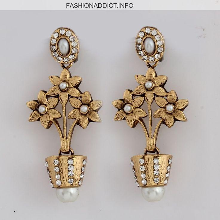 Fashion Jewellery Earrings Designs
