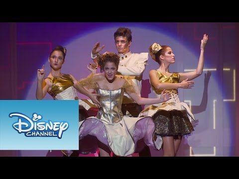 Violetta: Video Musical Te Creo - YouTube