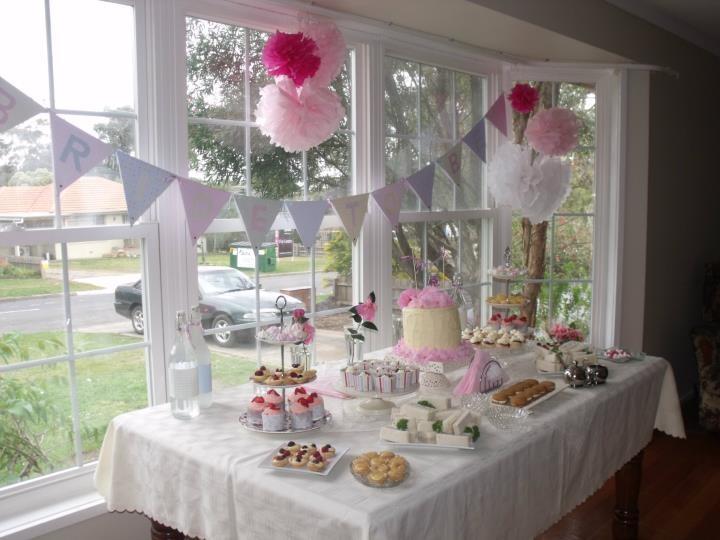 Pinterest Bridal Shower: My Baking & Craft