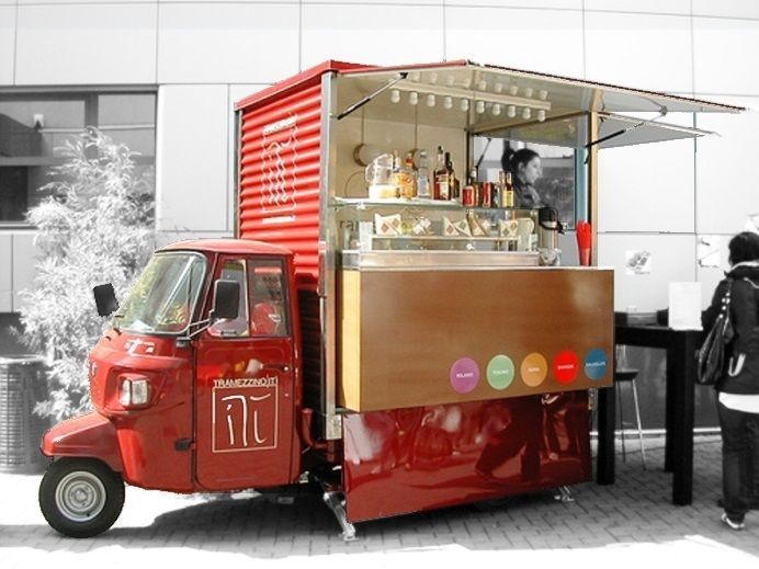 piaggio ape tm food truck offer and gallery food trucks. Black Bedroom Furniture Sets. Home Design Ideas