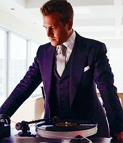 Harvey Specter~Best Closer