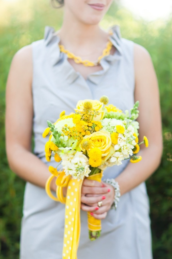wow i love this cute yellow bouquet, fresh, pretty and stunning