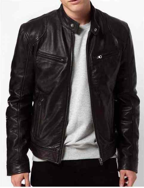 478 best images about Men in Leather jacket on Pinterest ...