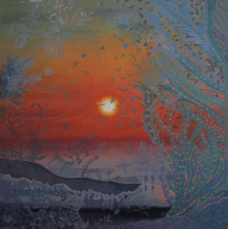 Ольга Клычкова Солнце на морозе