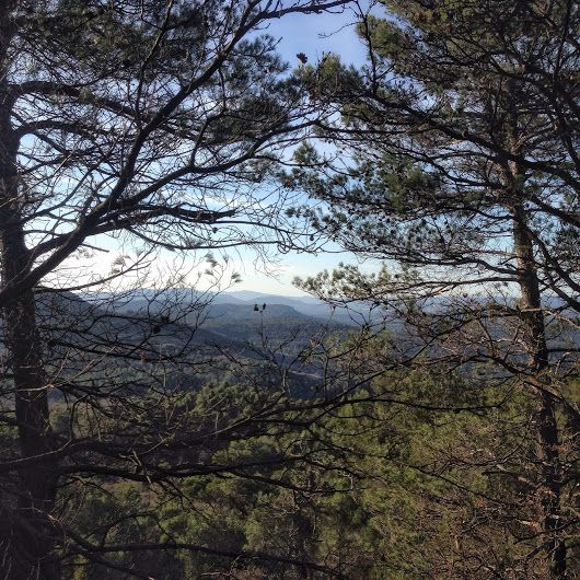 A weekend of hiking in La Loube, just above L Roquebrussanne. Provence, France