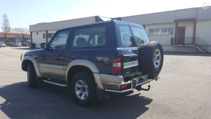 Nissan Patrol GR 3.0Di Luxury Court CT ok 4x4