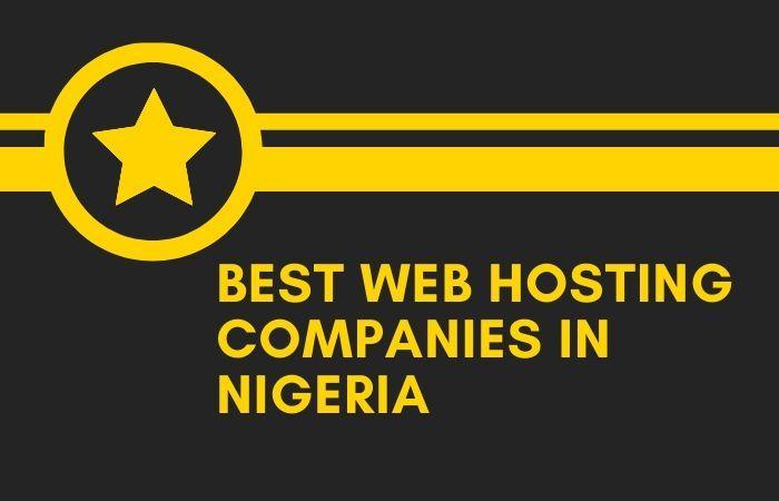 14 Best Web Hosting Companies In Nigeria In 2020 Hosting Company Web Hosting Business Best Web