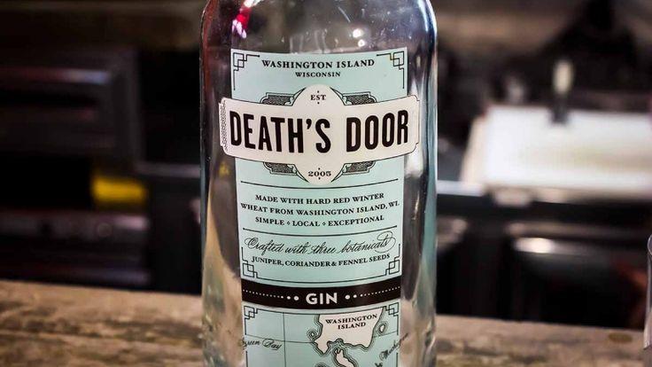 Death's Door gin, i migliori gin americani degustati e commentati, Wisconsin