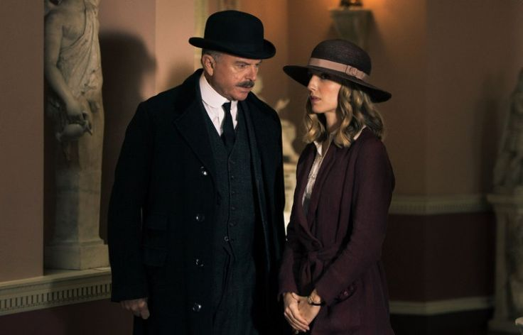 Peaky Blinders: Q&A with Costume Designer Stephanie Collie | Clothes on Film