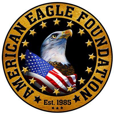 American Eagle Foundation Logo Live web cam