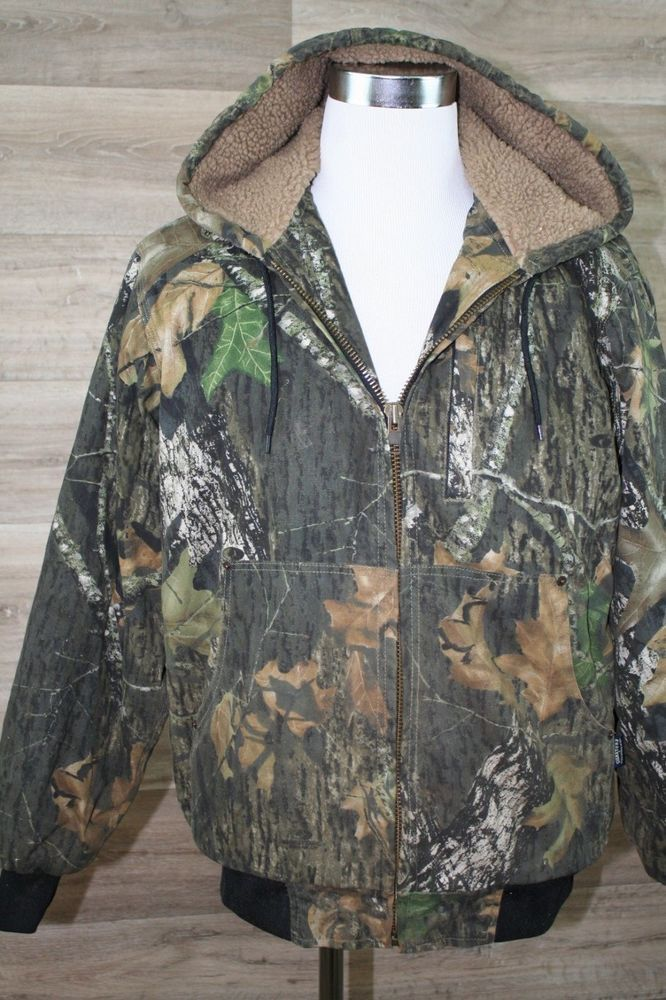 e20371566667f LEVI'S Levi Strauss Signature Field Gear Camo Canvas coat With Hood.Men's  Med.