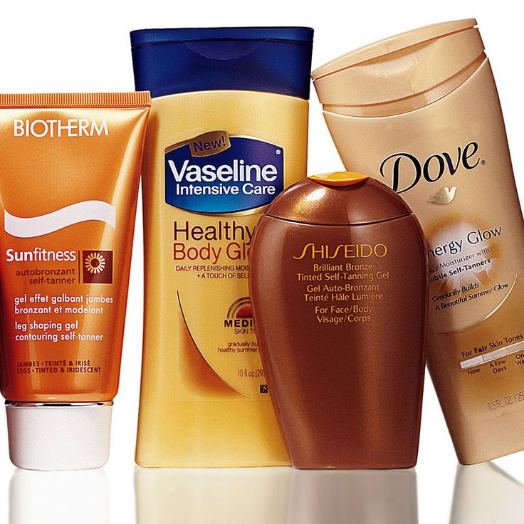 Our Best Fake Bake Finds | Women's Health Magazine