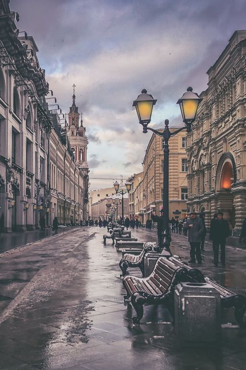 Moscow streets, Moscow Russia x Kate L.A.