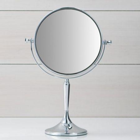 Howards Storage World | Pedestal Mirror x10 Magnification
