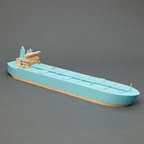 how to make a toy wooden boat