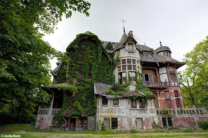 Château Nottebohm (B) May 2014