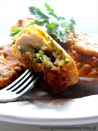 Bardzo szybkie danie na niedzielny obiad. Niezwykle smaczna wersja z kurczaka do którego zbędny jest dodatek w postaci ziemniaków czy frytek (bardzo sycące,