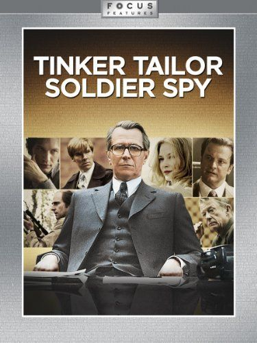 Tinker Tailor Soldier Spy     Tomas Alfredson directs this adaptation of John Le Carre's thrilling Cold War-era spy novel that casts Gary Oldman as a retired secret agent who is pulled back into the game to ferret out a Soviet agent in MI6.