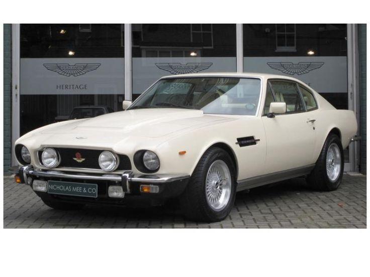 1985 Aston Martin V8 Coupe