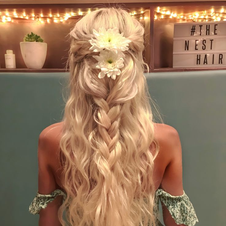 Mermaid Hairstyles luxy hairstyle more Gypsylovinlight Mermaid Hair Pc The Nest Hair Boutique Perth