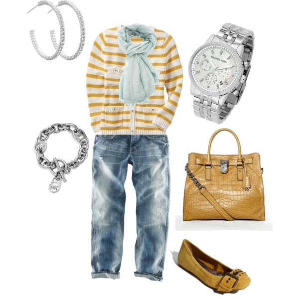 Blue and MustardA Mini-Saia Jeans, Fashion Style, Style Inspiration, Style Pinboard, Classic Style, Pinterest Closets, Style Fall Winte, Casual Clothing, Dreams Closets
